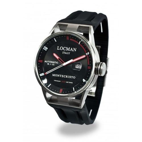 Locman Watches Montecristo - 051100BKFRD0GOK