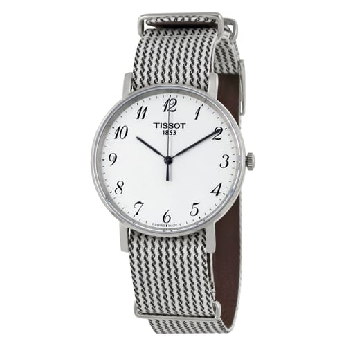 TISSOT watch EVERYTIME - T1094101803200
