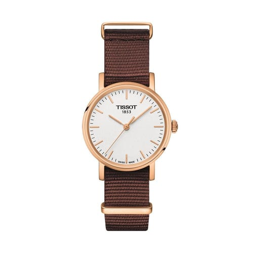 TISSOT watch EVERYTIME - T1092103703100