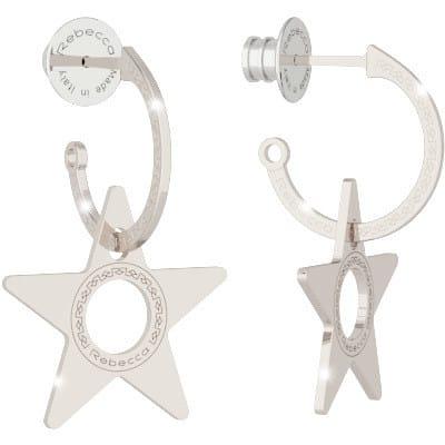 Rebecca Earring Star - BSROBB54