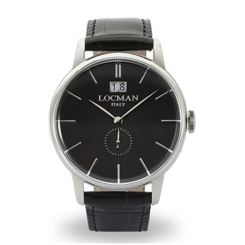 Locman Watches 1960 - 0251V01-00BKNKPK