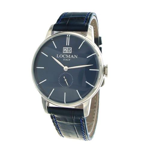 Locman Watches 1960 - 0251V02-00BLNKPB
