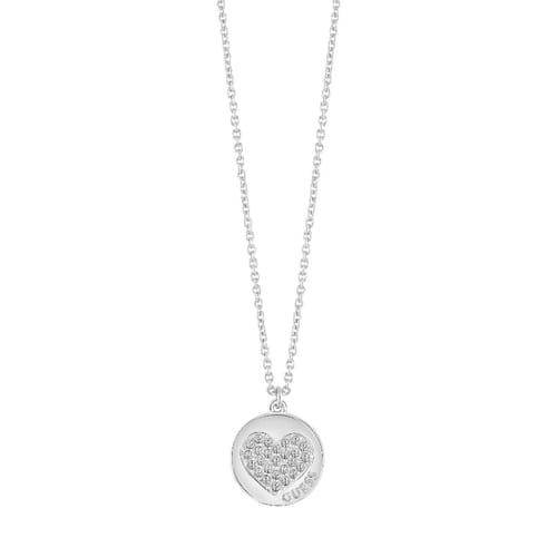 COLLANA GUESS HEART DEVOTION - UBN82050