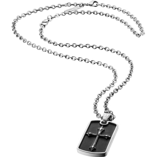 NECKLACE POLICE KNIGHTS - PJ.25872PSS/01