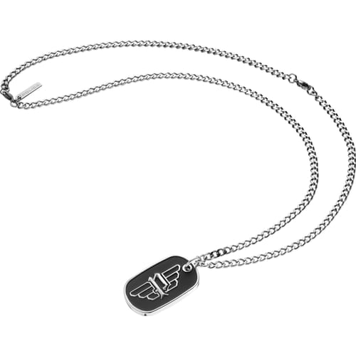 NECKLACE POLICE INSIGNIA - PJ.25874PSS/01