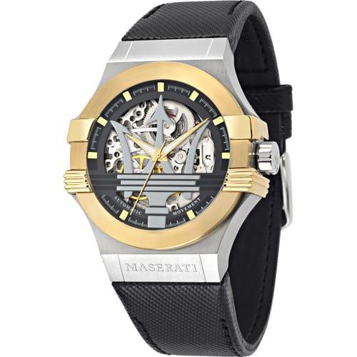 orologio meccanico da uomo maserati r8821108011, potenza 2017