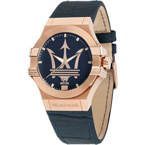 orologio multifunzione da uomo maserati r8851108027, potenza 2017