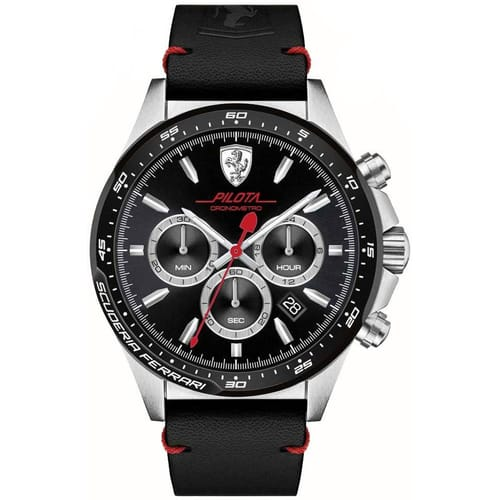 FERRARI watch PILOTA - 0830389