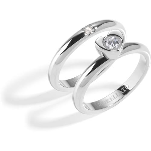 ANELLO MORELLATO LOVE RINGS - SNA35014