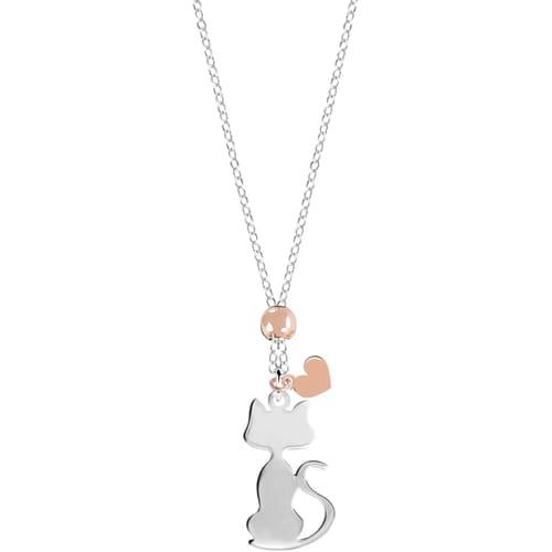 COLLANA BLUESPIRIT CAT & DOG - P.259410000100