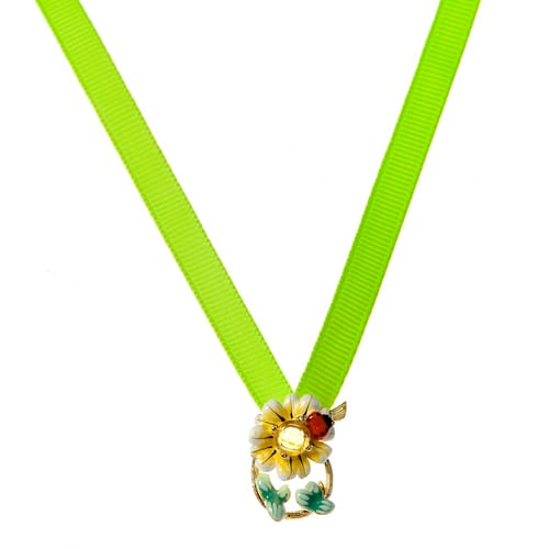 COLLANA BLUESPIRIT FLOWER - P.62L910000600