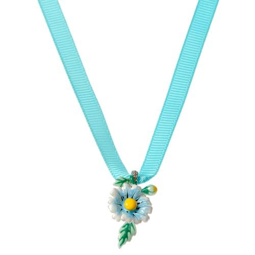COLLANA BLUESPIRIT FLOWER - P.62L910000500