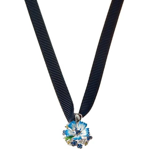 NECKLACE BLUESPIRIT FLOWER - P.62L910000700