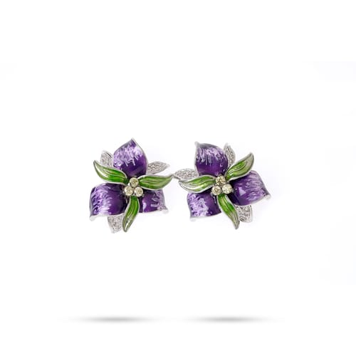 ORECCHINI BLUESPIRIT FLOWER - P.62L901000300