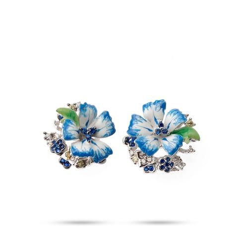 ORECCHINI BLUESPIRIT FLOWER - P.62L901000700