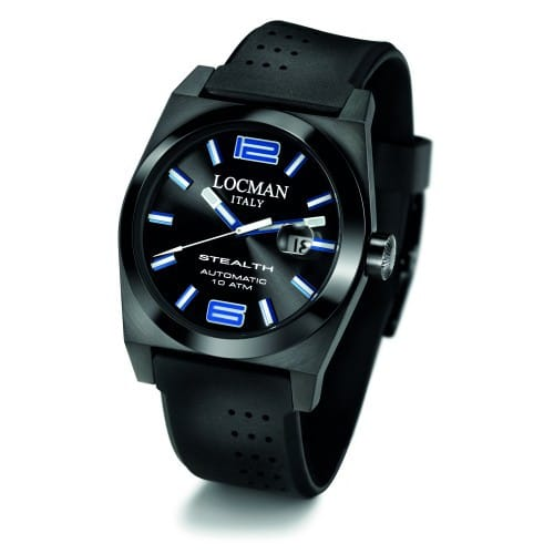 LOCMAN watch STEALTH - 0205BKBKFBL0GOK