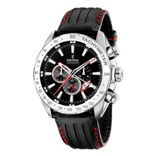 Festina Watches Chrono Gents - F16489/5