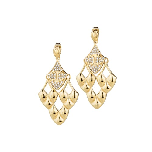EARRINGS JUST CAVALLI JUST SKIN - SCAGD06