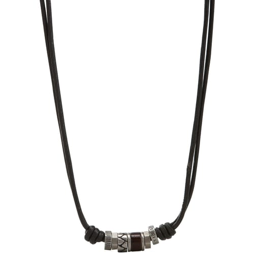 NECKLACE FOSSIL VINTAGE CASUAL - JF84068040