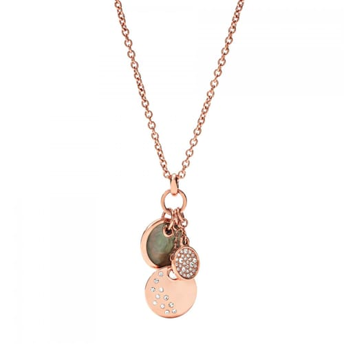NECKLACE FOSSIL CLASSICS - JF01417791