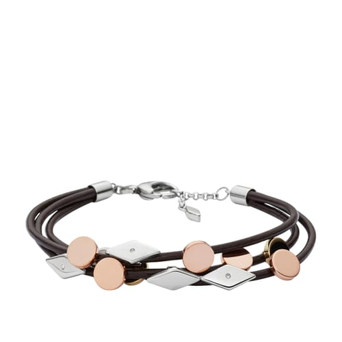 BRACCIALE FOSSIL VINTAGE ICONIC - JF02246998