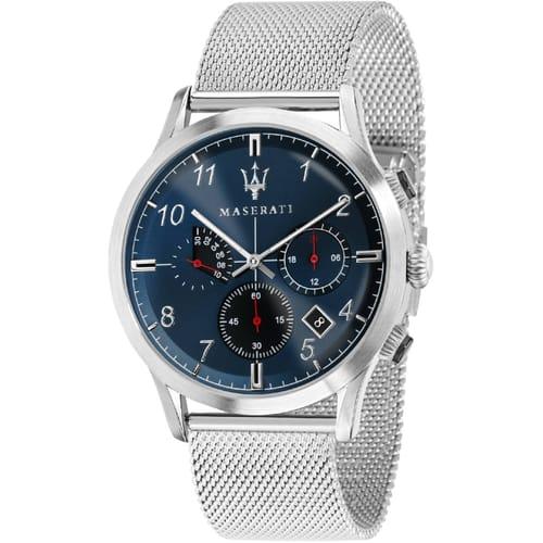 orologio cronografo da uomo maserati r8873625003, ricordo 2017