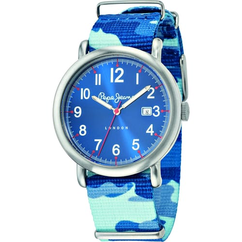 PEPE JEANS watch CHARLIE - R2351105017