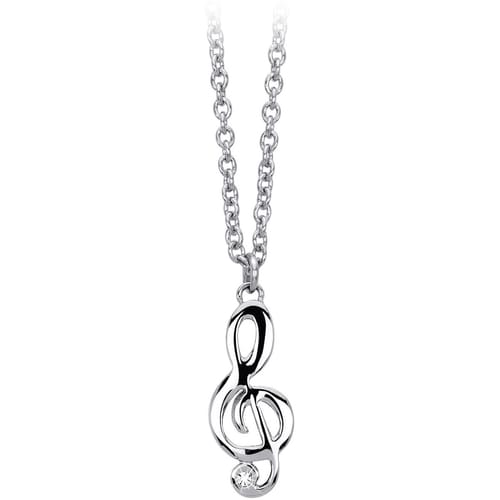 NECKLACE 2JEWELS PUPPY - 251421