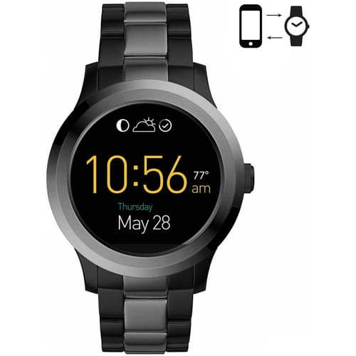watch SMARTWATCH FOSSIL Q FOUNDER 2.0 - FTW2117