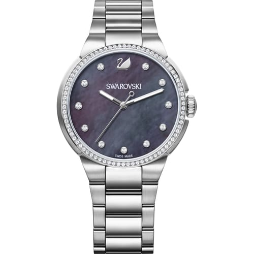 SWAROVSKI watch CITY CRY MB - 5205990