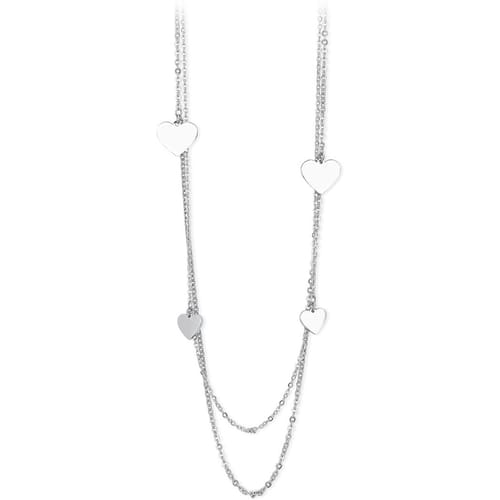 NECKLACE 2JEWELS PREPPY - 251483