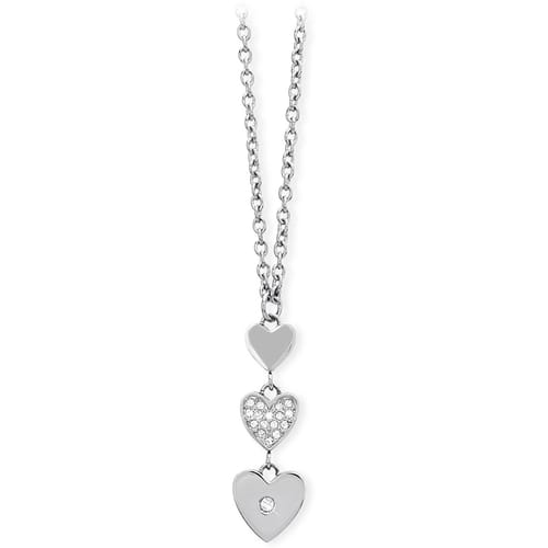 NECKLACE 2JEWELS PETITS COEURS - 251499