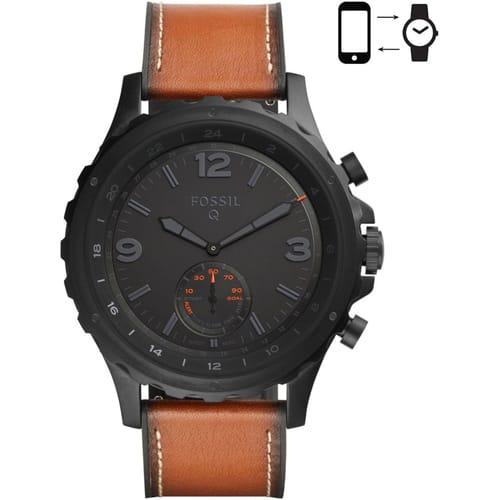 watch SMARTWATCH FOSSIL Q NATE - FTW1114