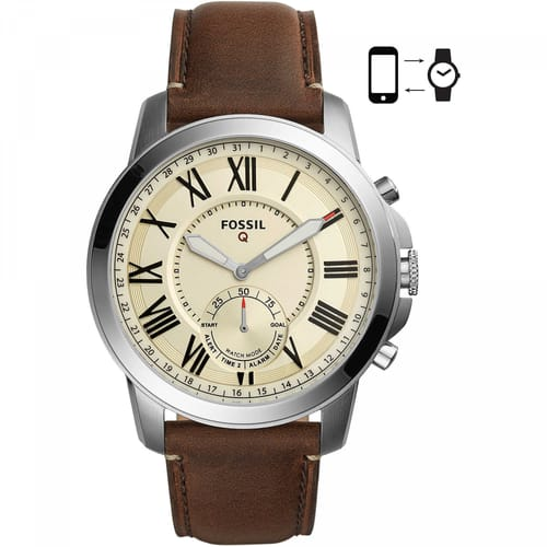 watch SMARTWATCH FOSSIL Q GRANT - FTW1118