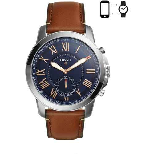FOSSIL SMARTWATCH Q GRANT - FTW1122
