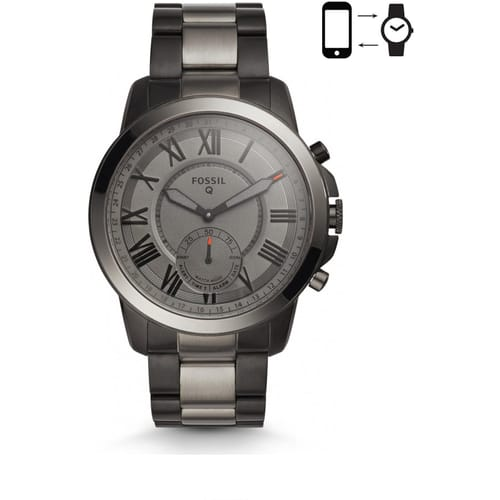 watch SMARTWATCH FOSSIL Q GRANT - FTW1139