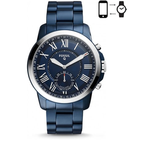 watch SMARTWATCH FOSSIL Q GRANT 2.0 - FTW1140