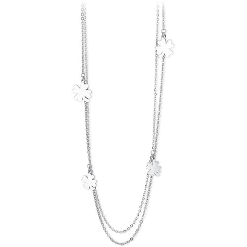 NECKLACE 2JEWELS PREPPY - 251484
