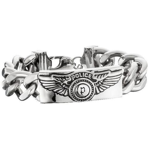 BRACCIALE POLICE FREEDOM - PJ.25725BSS/01-L