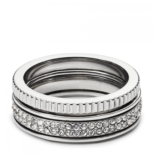 RING FOSSIL ICONIC - JF022390406.5