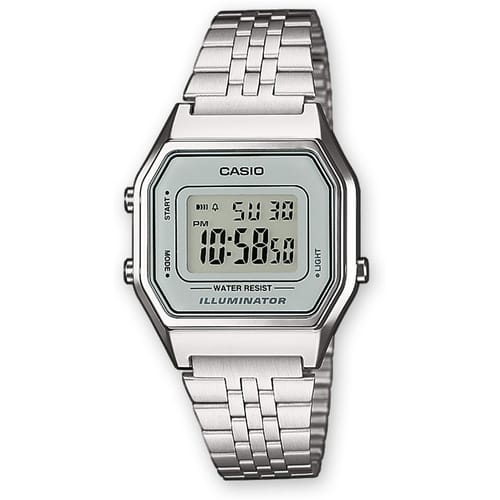 CASIO watch VINTAGE - LA680WEA-7EF
