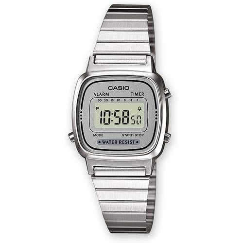 CASIO watch VINTAGE - LA670WEA-7EF