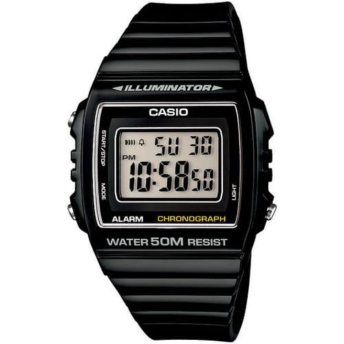 CASIO watch BASIC - W-215H-1AVEF