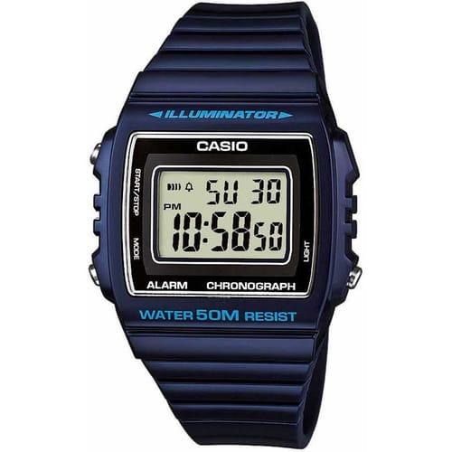 CASIO watch BASIC - W-215H-2AVEF