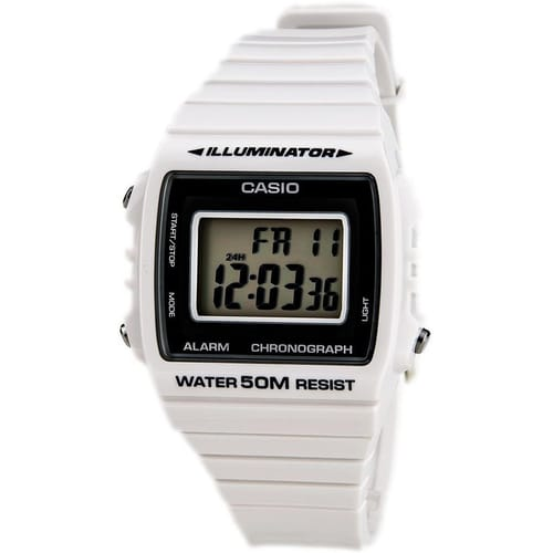 CASIO watch BASIC - W-215H-7AVEF