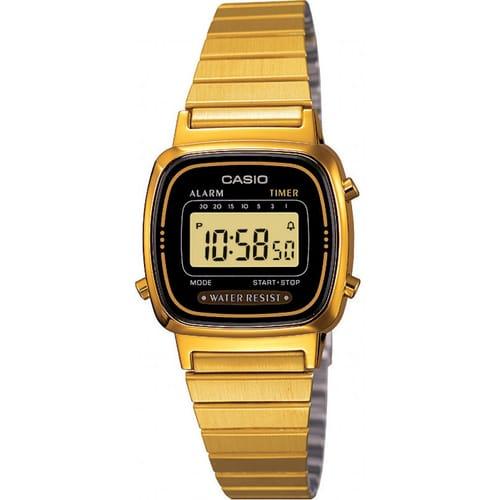 CASIO watch VINTAGE - LA670WEGA-1EF