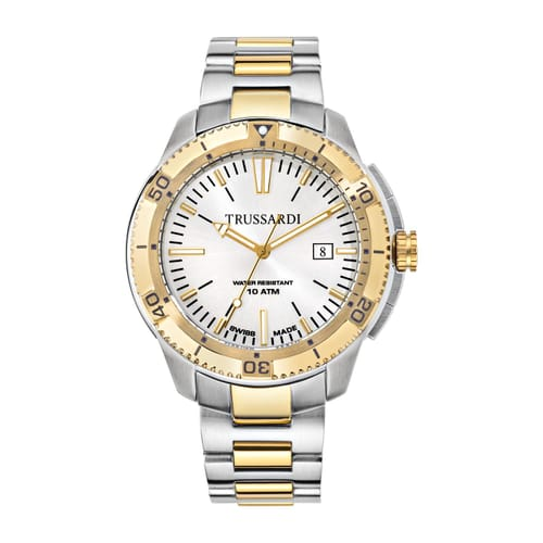 TRUSSARDI watch SPORTIVE - R2453101001