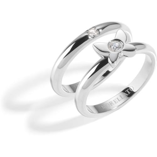 RING MORELLATO LOVE RINGS - SNA36012