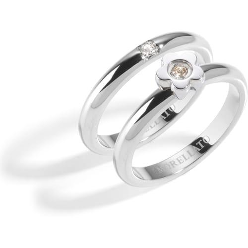 RING MORELLATO LOVE RINGS - SNA34012