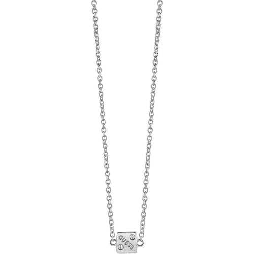 COLLANA GUESS ROLLING DICE - UBN83055